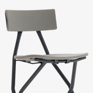 event fällbar barstol grå
