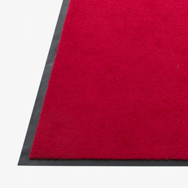 röd entrematta entrématta 150x90cm 180x120cm