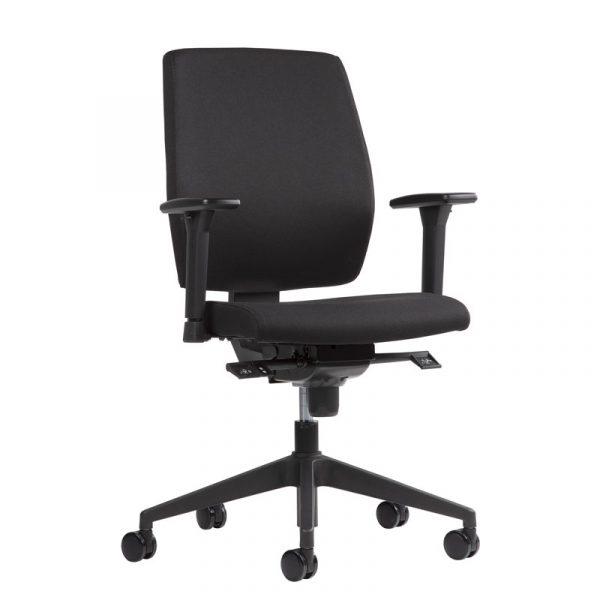 kontorsstol svart